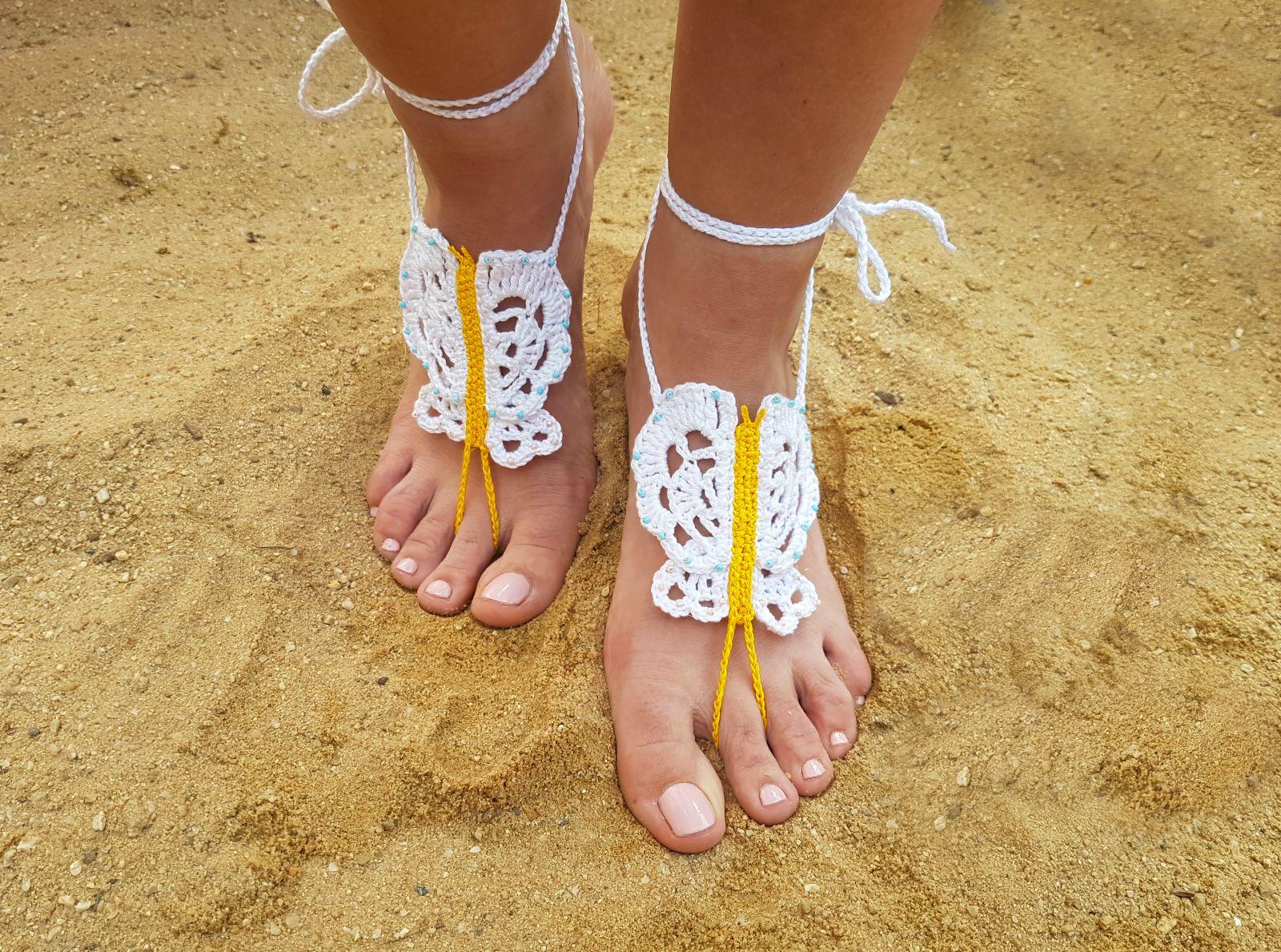 Kostenlose Anleitung Barfuß Sandalen Für Anfänger