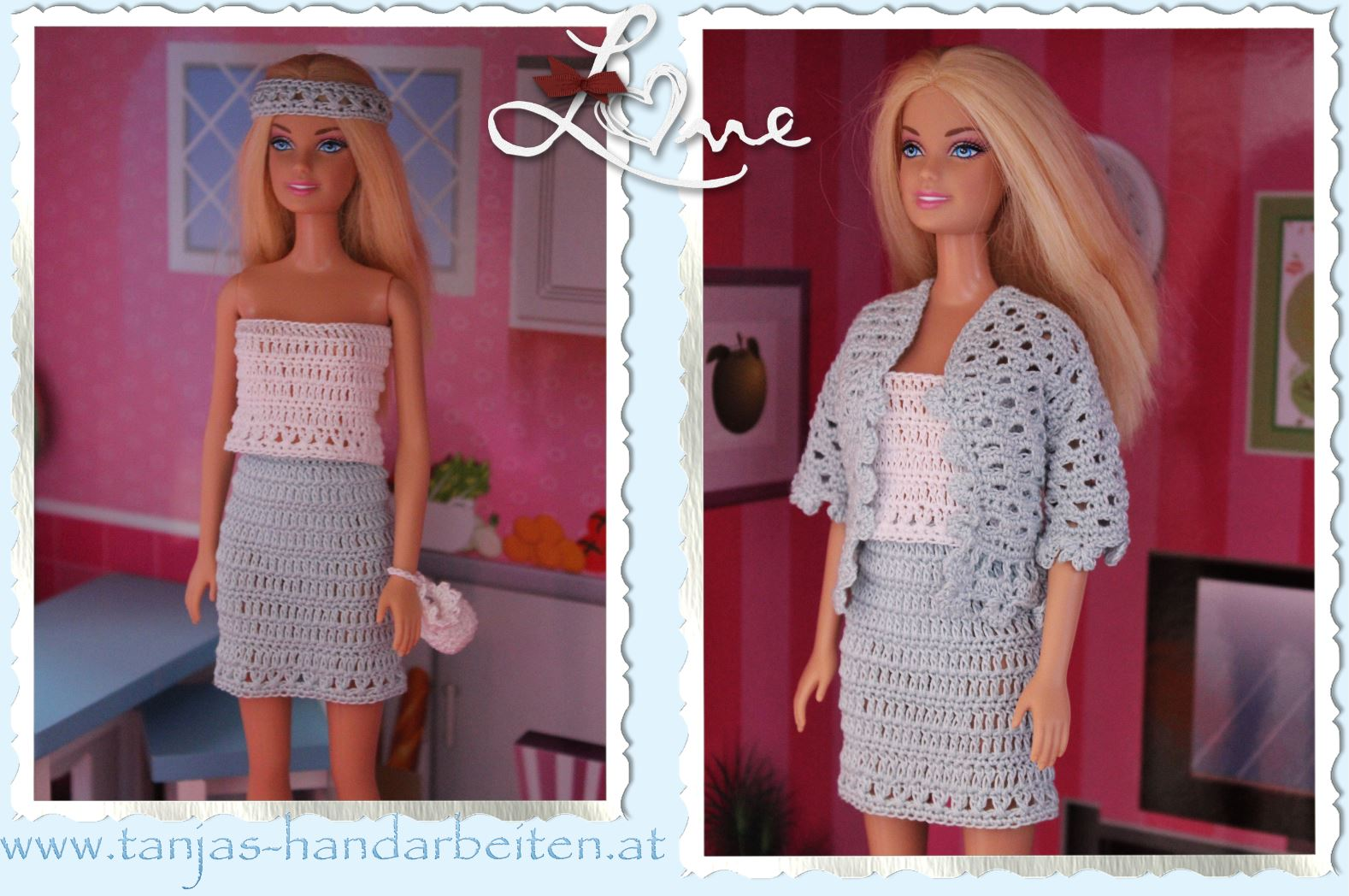 Barbie Kleidung - Häkeln Forum