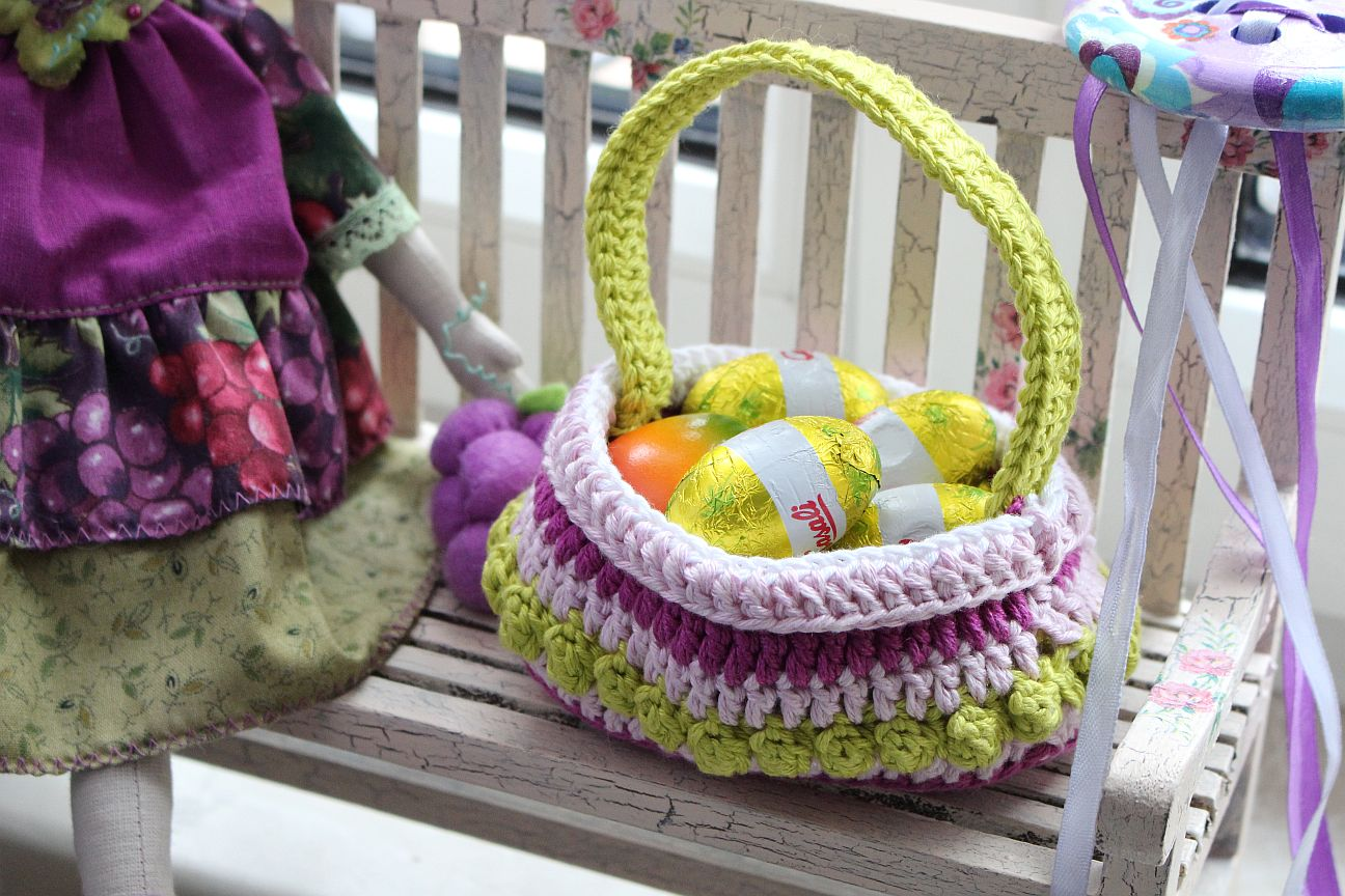 Free Easter Crochet Patterns The Best Collection | The WHOot | 864x1296