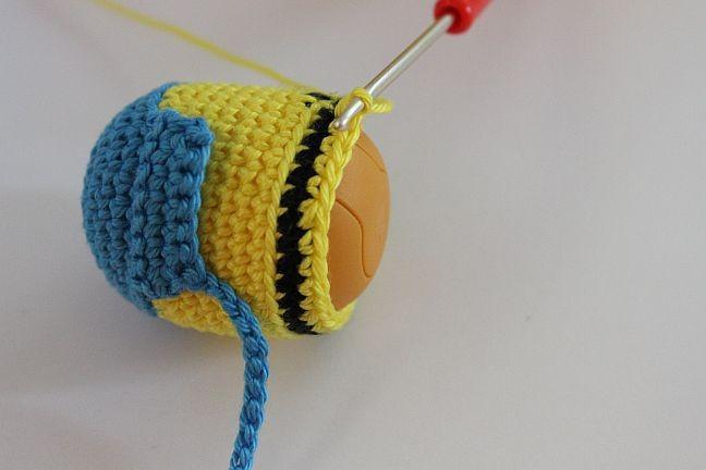 Minions Free Crochet Pattern