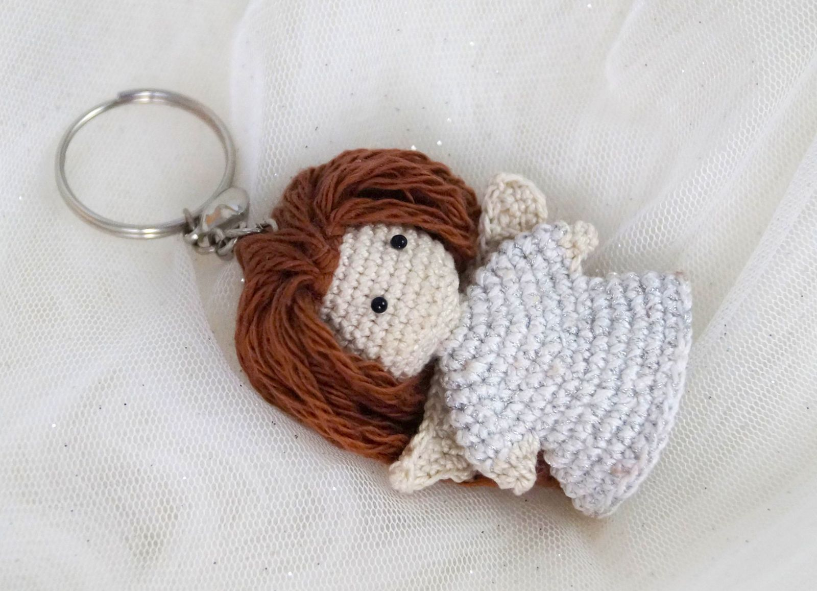 Crochet Angel Free Patterns & Tutorials | Crochet dolls free ... | 1157x1600