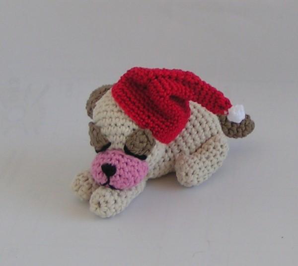 Tiere Als Weihnachtsdeko Amigurumi Hasen Hunde Alles Was Zu