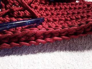 Kostenlose Anleitung Für Ein Korb Aus Textilgarn