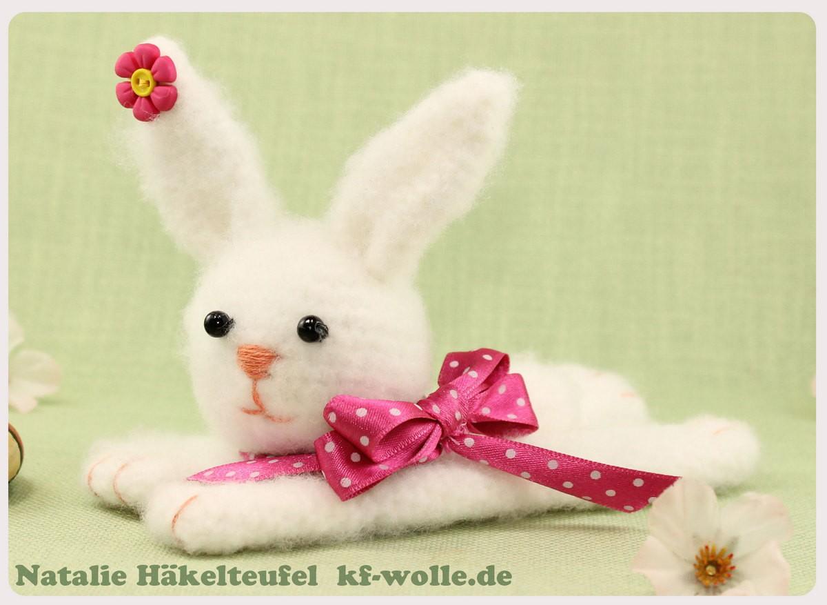 Flauschige Wolle Für Häkeltiere