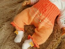 FREE Baby Pants Knitting Pattern