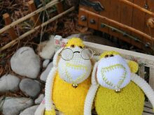 Free Crochet Pattern. Sheep