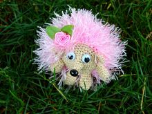 Free Crochet Pattern Hedgehog