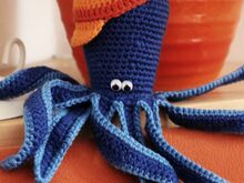 Free Crochet Pattern for Octopus