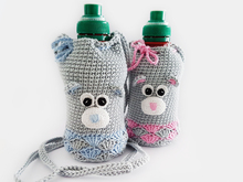Free Crochet Pattern Water Bottle