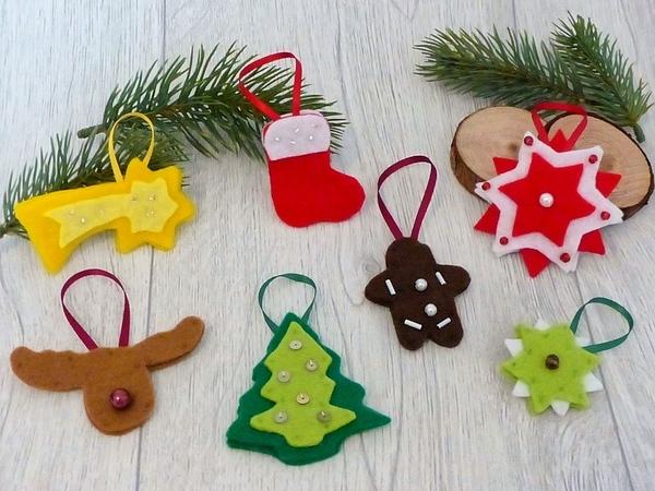 weihnachtliche geschenkanh nger und h bschen baumschmuck. Black Bedroom Furniture Sets. Home Design Ideas