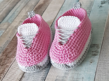 Free Crochet Pattern Baby Shoes