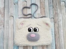 Free Crochet Pattern Purse for Little Girls