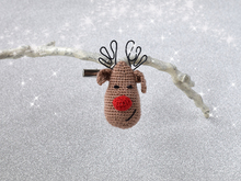 Deer - New Year Festive Brooche