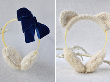 """Fluffy Ears"" Headband"