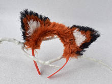 """Fox Ears"" Headband"