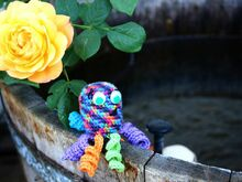 Free Crochet Pattern for Little Octopus