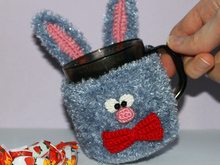 """Rabbit"" Cosy for a mug"