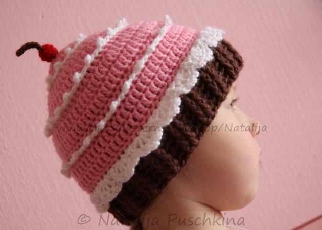 Babymütze Häkeln Süße Mützen Häkeln Mit Anleitungen