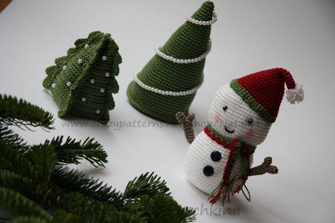 Weihnachtsdeko Basteln Mit Crazypatterns Weihnachtsdeko Häkeln