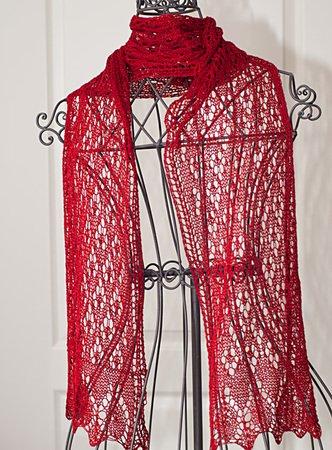 Sommerschal stricken - Strickanleitung für schöne Schals