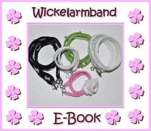 kostenlos Wickelarmband | Schmuck häkeln