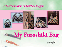 My Furoshiki Bag 5-in-1-Tasche