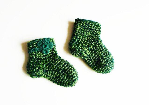 Babysocken Häkeln Warme Baby Schuhe Häkeln