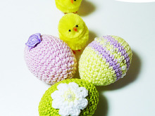crochet pattern easter egg, crochet patterns easter, PDF easter eggs