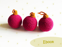 crochet patterns christmas, crochet christmas, crochet pattern christmas ball, crocheting