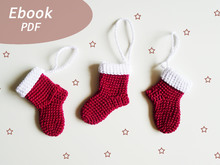 crochet pattern christmas, crochet patterns, crochet christmas, christmas boots, christmas patterns