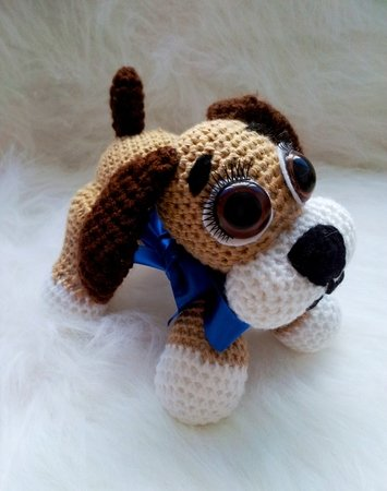 Crochet Dog Amigurumi