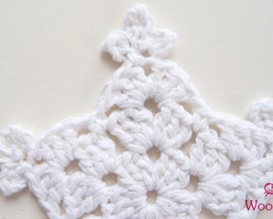 E-Book-#W3* Weihnachts-Stern 15 cm Häkelanleitung