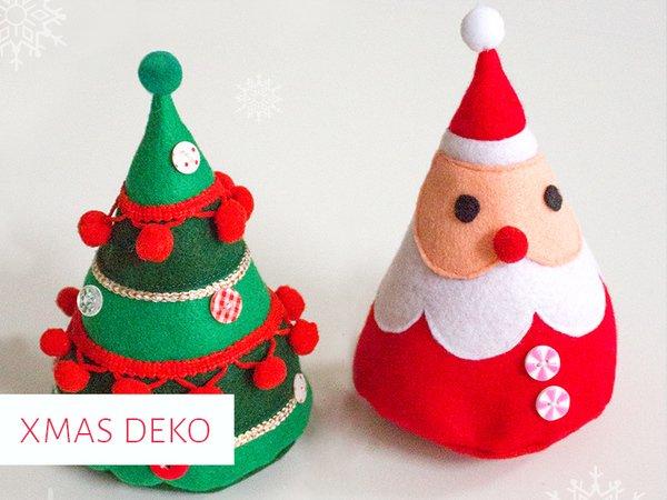 Gratis Weihnachtsdeko Nahen Nahen Mit Filz