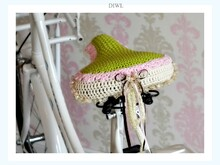 Crochet Pattern- Bike Bicycle Seat Cover