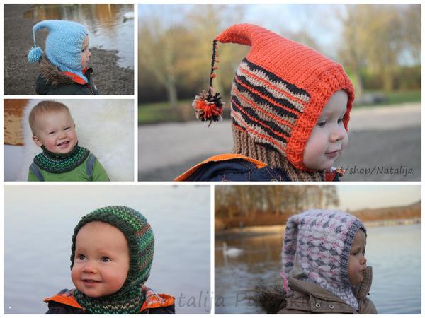 Schal-Mütze für Kinder häkeln - DIY-Mütze ✓✓