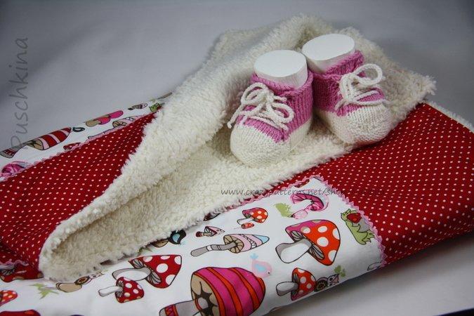 babyschuhe stricken babydecke n hen set. Black Bedroom Furniture Sets. Home Design Ideas