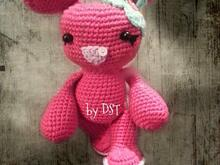 Amigurumi Hase-NUFF by Dst your Imagination