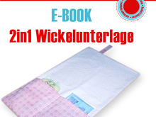 E-Book - 2in1 Wickelunterlage