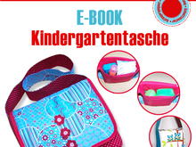 E-Book - Kindergartentasche / Mini-Wickeltasche