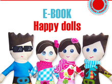 E-Book - Happy Dolls - Puppen