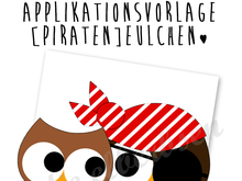 Applikationsvorlage - Piraten Eulchen