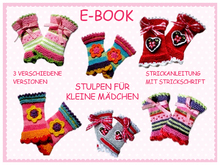 Stulpen - Kinder - ebook - Strickanleitung