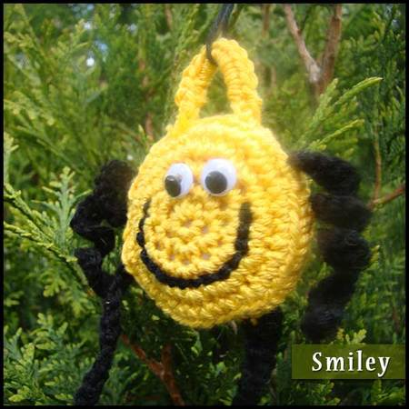 Amigurumi Smiley Häkeln