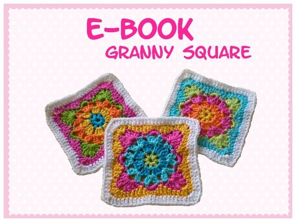 Anleitung Granny Square Häkeln Diy Decke