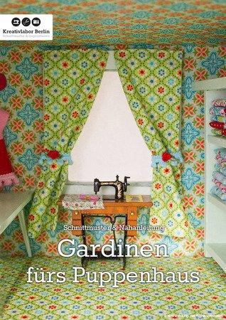 gratis anleitung puppenhaus gardinen n hen. Black Bedroom Furniture Sets. Home Design Ideas