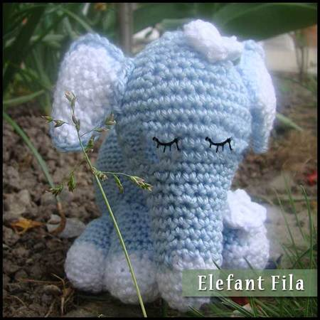 Amigurumi Elefant Häkeln Elefant Häkeln