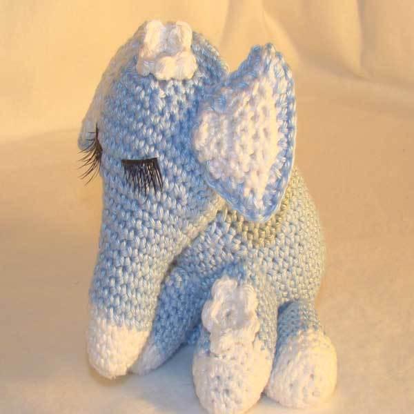 Amigurumi Xxl Elefant : Amigurumi Elefant hakeln // Elefant hakeln