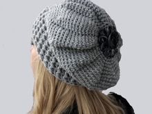 Crochet Hat Women Size