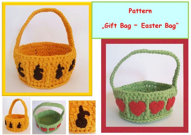 Gift Basket / Easter basket