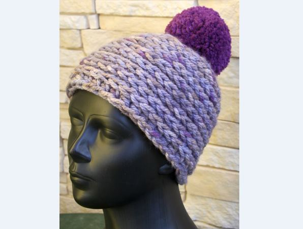 "Beanie ""Quick+Easy+Chic"""